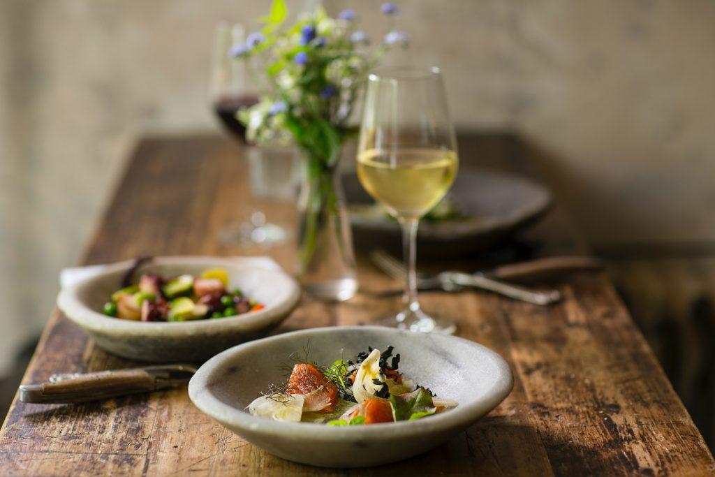 3 zomerse recepten met witte wijn